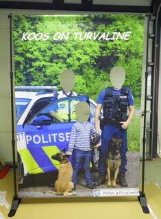 Reklaambänner - Politsei