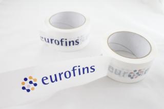 Eurofins logoteip