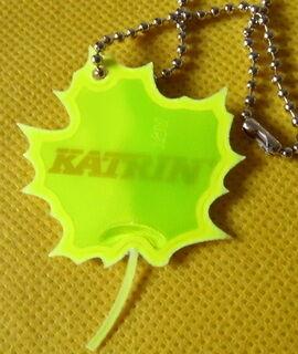 Erikujuline helkur Katrin