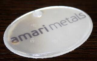 Ovaali heijastin Amari Metals