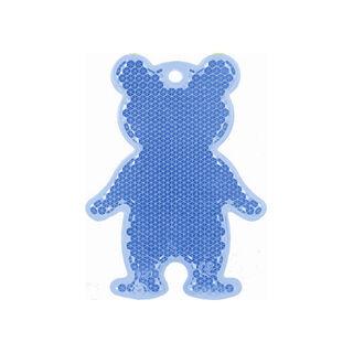 Heiastin nalle 51x70mm sininen
